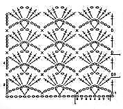 Blusa blanca y negra a crochet y ganchillo. Majovel Crochet 2